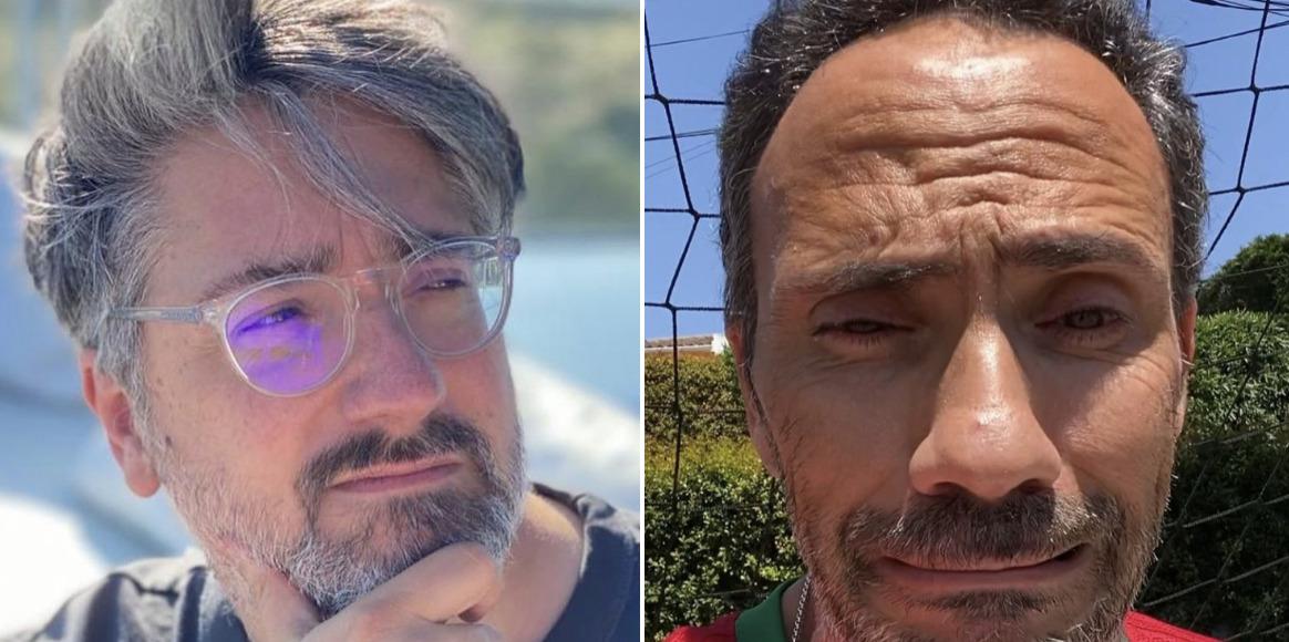 Nuno Markl e Pedro Ribeiro
