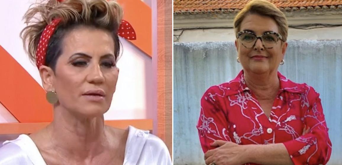 Helena Neres e Luísa Castel Branco