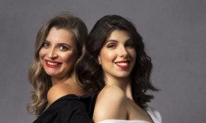 Andreia e irmã