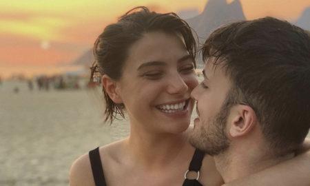 Carolina Carvalho e David Carreira