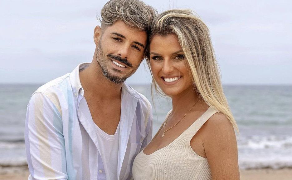 Jéssica e Rui Pedro
