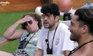 Bruno, Conceição e Rui