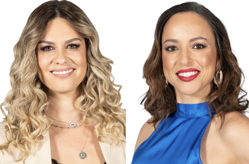 Ana Barbosa e Débora