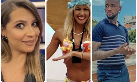 Andreia Filipe, Yeniffer, Lourenço