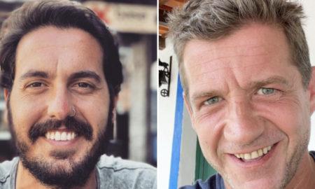 António Bravo e Pedro Granger