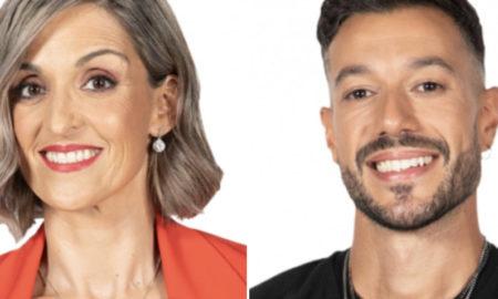 Ana Morina e Rui Baptista