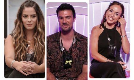 Aurora, João e Débora