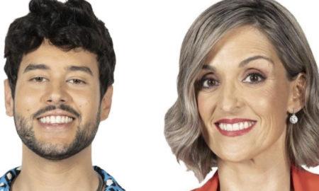 Bruno Almeida e Ana Morina