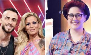 Diogo Piçarra, Áurea e Mariana Rocha - The Voice