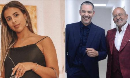 Joana Albuquerque, Manuel luís Goucha e Cláudio Ramos