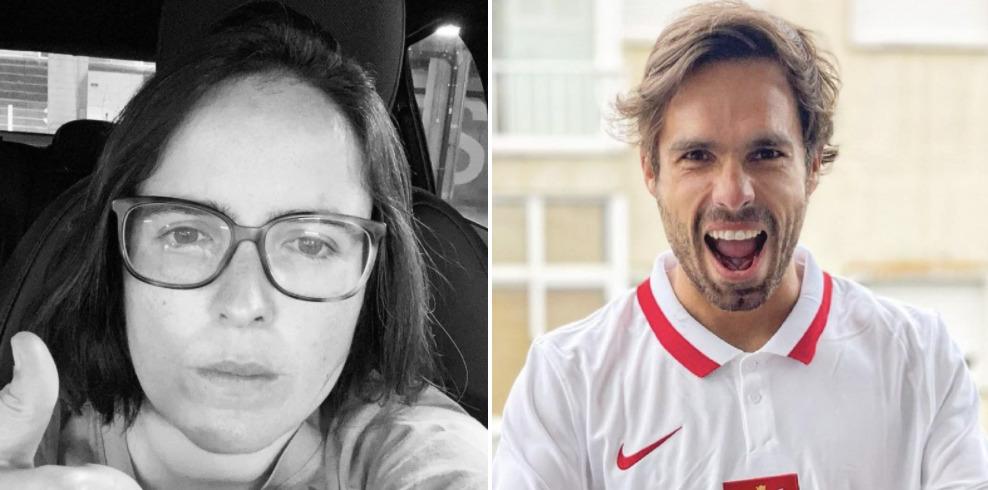 Joana Marques e Ricardo Martins Pereira
