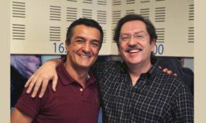 Rogério Samora e António Sala