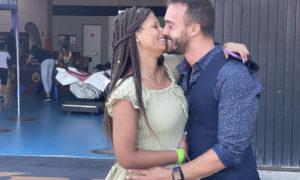 Soraia Moreira e Daniel Guerreiro